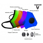 Rainbows Vogmask N99CV